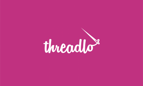 Threadlo - Appealing startup name for sale