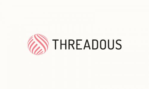 Threadous - E-commerce company name for sale