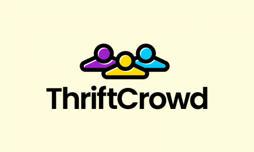 Thriftcrowd - Retail product name for sale