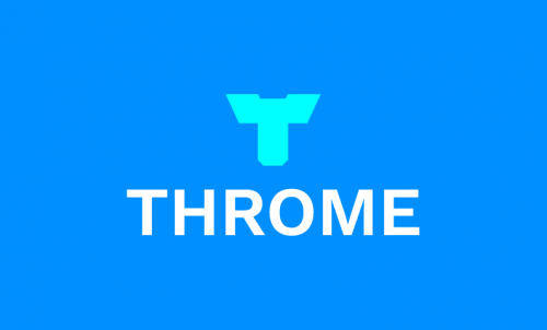 Throme - Retail brand name for sale