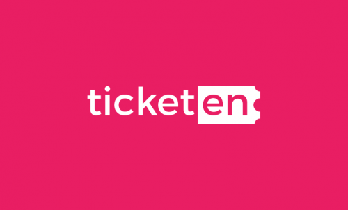 Ticketen - Events domain name for sale