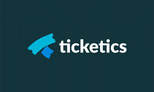 Ticketics - Ticketing domain name for sale