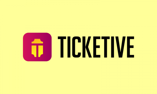Ticketive - Transport brand name for sale