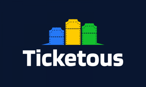 Ticketous - Events product name for sale