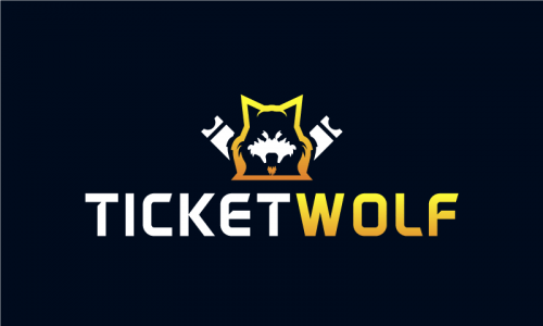 Ticketwolf - Ticketing startup name for sale