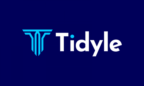 Tidyle - Interior design company name for sale