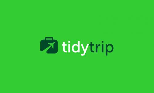 Tidytrip - Neat domain name