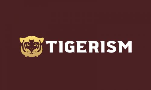 Tigerism - E-commerce domain name for sale