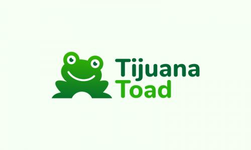 Tijuanatoad - Dining domain name for sale