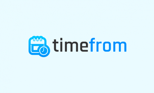 Timefrom - Business startup name for sale