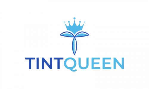 Tintqueen - E-commerce startup name for sale