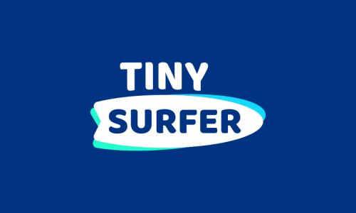 Tinysurfer - E-commerce domain name for sale