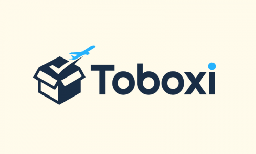 Toboxi - Retail brand name for sale