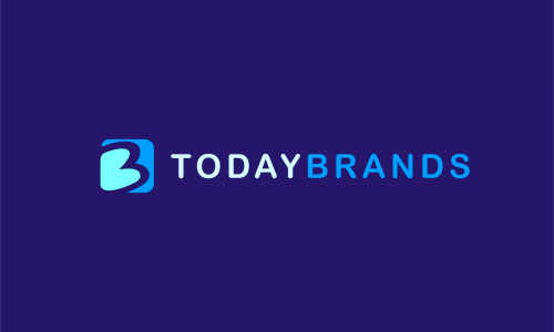 Todaybrands - Marketing startup name for sale