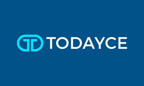 Todayce - Business startup name for sale