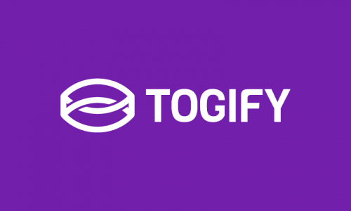 Togify - Photography startup name for sale