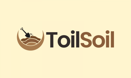 Toilsoil - Farming business name for sale