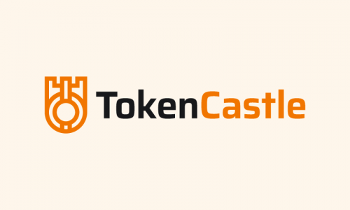 Tokencastle - Cryptocurrency company name for sale