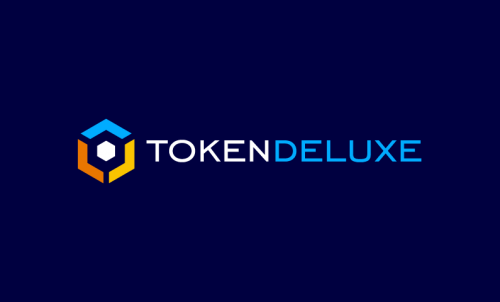 Tokendeluxe - Cryptocurrency business name for sale