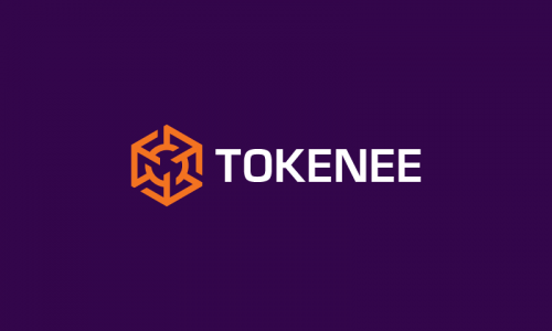 Tokenee - Cryptocurrency company name for sale