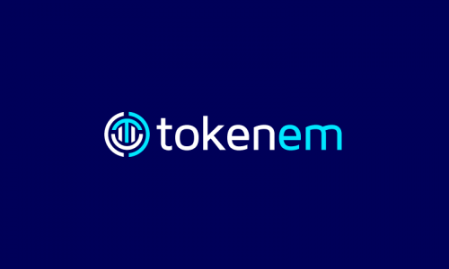 Tokenem - Cryptocurrency business name for sale