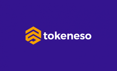 Tokeneso - Cryptocurrency company name for sale