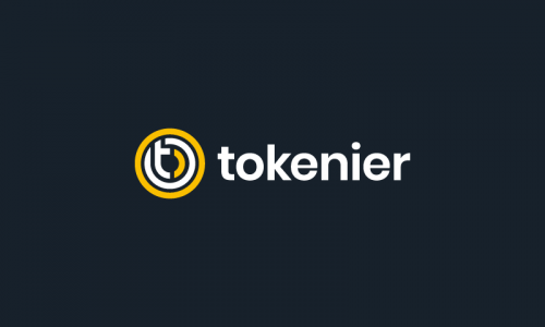 Tokenier - Cryptocurrency business name for sale