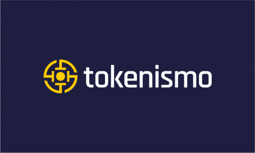 Tokenismo - Cryptocurrency brand name for sale