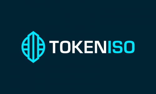 Tokeniso - Software startup name for sale