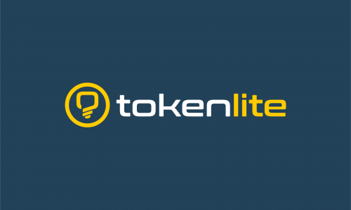 Tokenlite - Cryptocurrency business name for sale