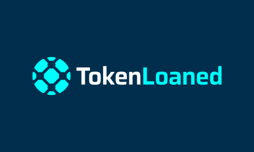 Tokenloaned - Cryptocurrency brand name for sale