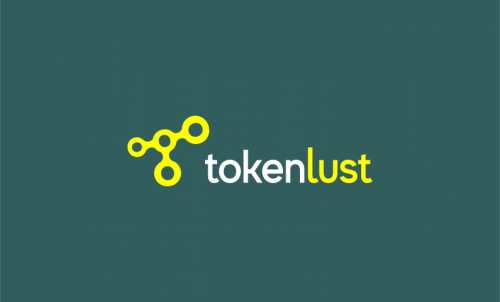 Tokenlust - Cryptocurrency brand name for sale