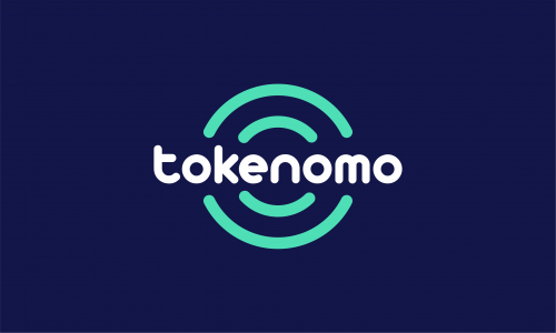 Tokenomo - Cryptocurrency domain name for sale