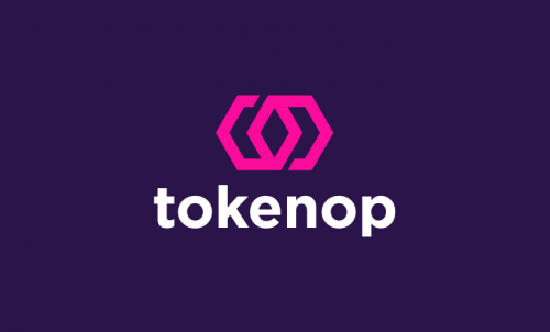 Tokenop - Cryptocurrency domain name for sale