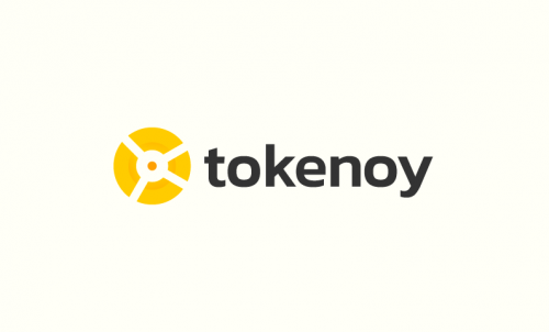 Tokenoy - Cryptocurrency domain name for sale