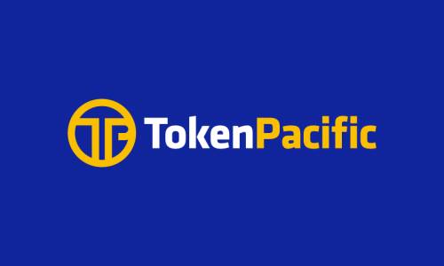 Tokenpacific - Cryptocurrency brand name for sale