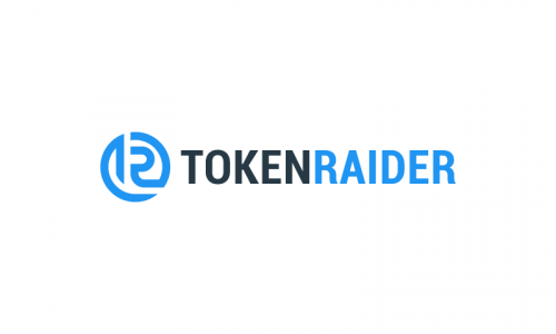 Tokenraider - Cryptocurrency brand name for sale