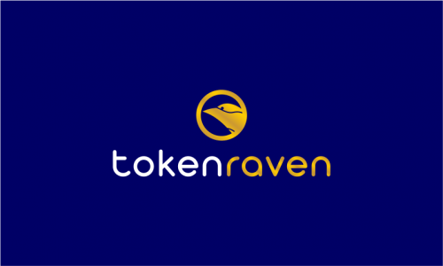 Tokenraven - Cryptocurrency company name for sale