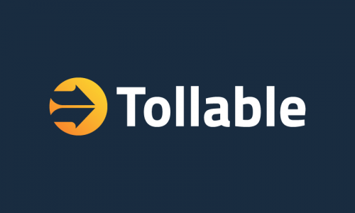 Tollable - Travel domain name for sale