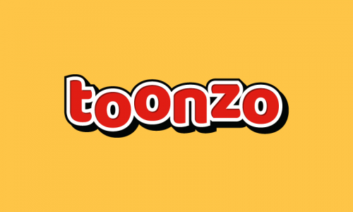 Toonzo - Media domain name for sale