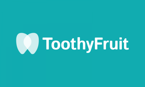Toothyfruit - Dental care product name for sale