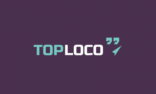 Toploco - E-commerce business name for sale
