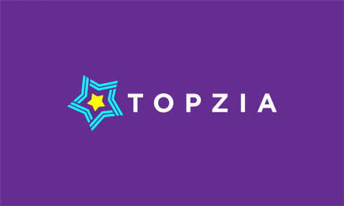 Topzia - Retail startup name for sale