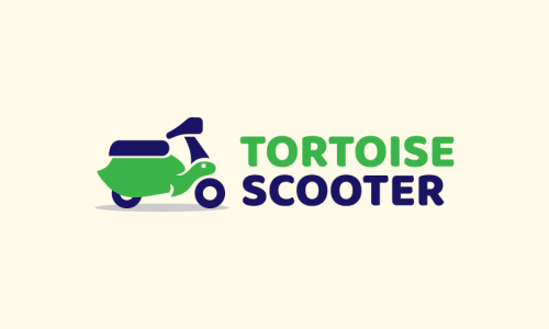 Tortoisescooter - Technology product name for sale