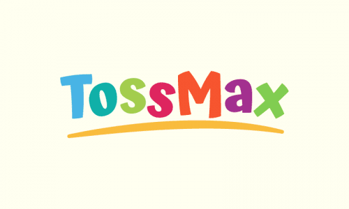 Tossmax - Toy domain name for sale
