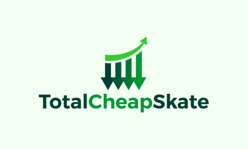 Totalcheapskate - Business startup name for sale