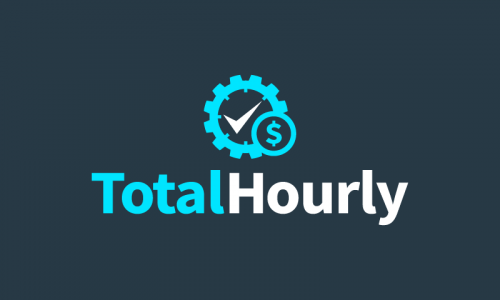 Totalhourly - Business company name for sale