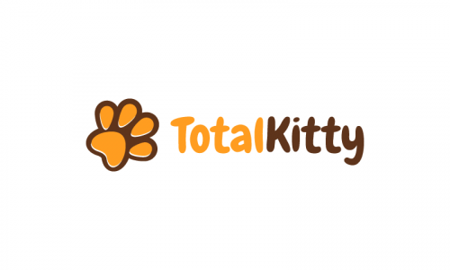 Totalkitty - Pets company name for sale