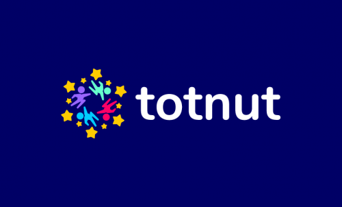 Totnut - Media startup name for sale