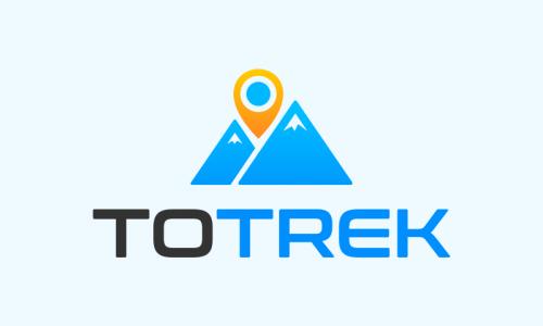 Totrek - Business startup name for sale